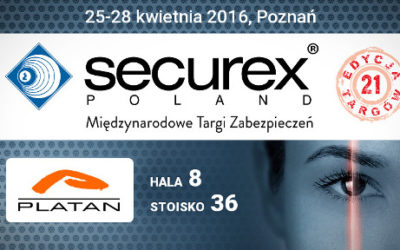 Zapraszamy na Targi Securex