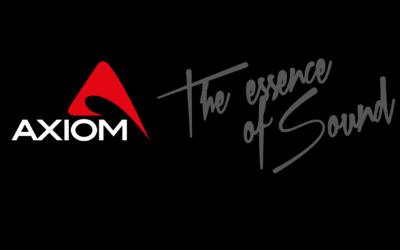 Platan wyłącznym dystrybutorem na Polskę systemów Pro Audio firmy AXIOM