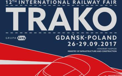 PLATAN na 12. Międzynarodowych Targach Kolejowych TRAKO 2017