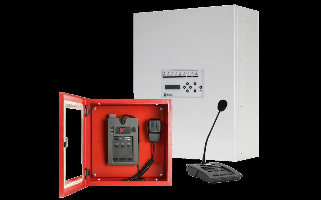Świadectwo dopuszczenia CNBOP dla systemu DXT 3000